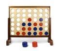 Rental store for Connect Four Yard Game w Carry Case in Tulsa OK