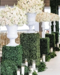 Rental store for Boxwood Pedestals in Tulsa OK