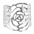 Rental store for Silver Rose Napkin Ring in Tulsa OK