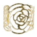 Rental store for Gold Rose Napkin Ring in Tulsa OK