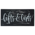 Rental store for Gifts And Cards Black Wood Sign in Tulsa OK