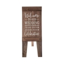 Rental store for Wedding Welcome Sign in Tulsa OK